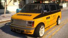 Moonbeam Taxi LC 2708 para GTA 4