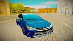 Toyota Camry Aqua para GTA San Andreas