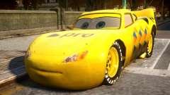 Lightning McQueen PRO para GTA 4