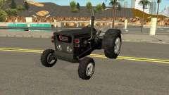 BTR Tractor para GTA San Andreas