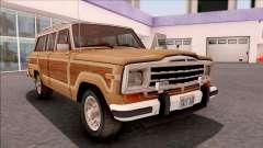 Jeep Grand Wagoneer 1991 para GTA San Andreas