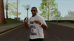 Your Waifu is Trash T-Shirt para GTA San Andreas