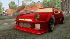 GTA 5 - Vapid GB200 para GTA San Andreas