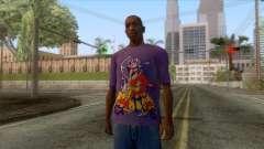 Shantae T-Shirt 2 para GTA San Andreas