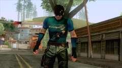 Masked Leon Skin v4