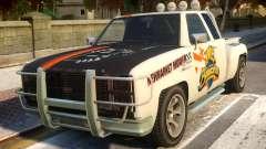 Bobcat Super 4X4 para GTA 4