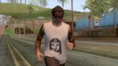 El Guerrero de Dios Skin para GTA San Andreas