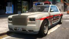 Sheriff Rolls-Royce para GTA 4