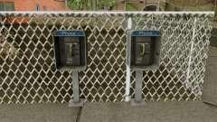 Public Telephone - HD Model para GTA San Andreas
