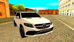 Mercedes-Benz GLC para GTA San Andreas