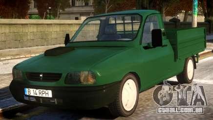 Dacia Drop-Side para GTA 4