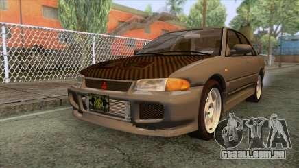 Mitsubishi Lancer Evolution III para GTA San Andreas