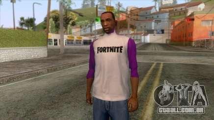 Fortnite T-Shirt para GTA San Andreas