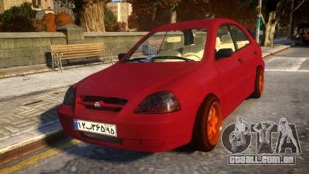 Kia Rio 2005 para GTA 4