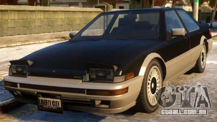 Hakumai to Honda Accord para GTA 4