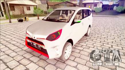 Toyota Calya Sport Edition para GTA San Andreas