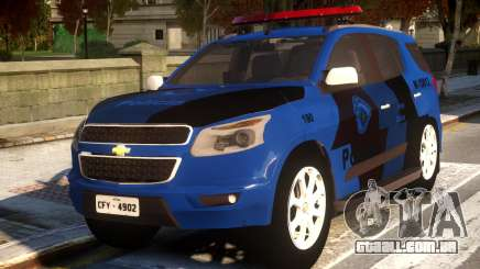 Chevrolet Trailblazer 2015 para GTA 4