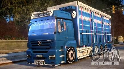Mercedes-Benz AXOR 3240 para GTA 4