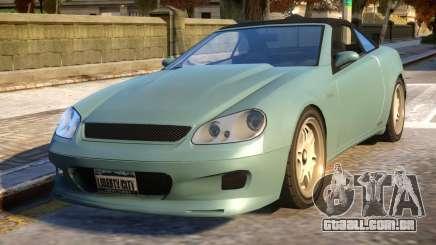 Feltzer to Mercedes-Benz para GTA 4