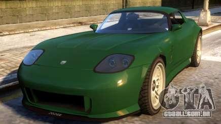 Banshee to Viper para GTA 4