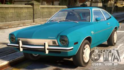 1971 Ford Pinto v1.0 para GTA 4