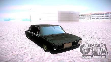 VAZ 2101 preto para GTA San Andreas