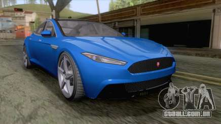 GTA 5 - Coil Raiden Without Extra para GTA San Andreas