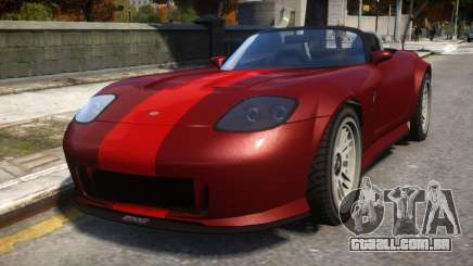 GTA4 Banshee Interior para GTA 4