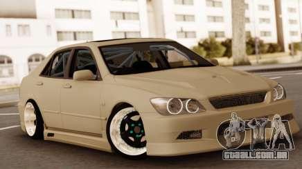 Toyota Altura, prata para GTA San Andreas