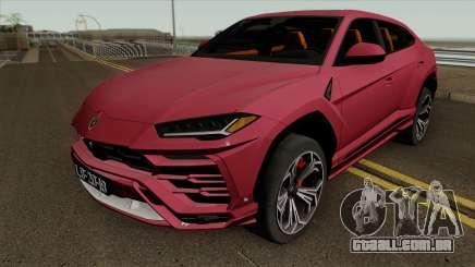 Lamborghini Urus 2018 para GTA San Andreas