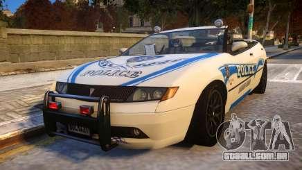 COP CAR DFF8 V.5 SX para GTA 4