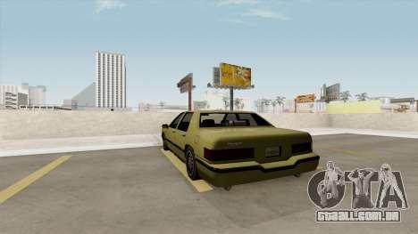 New Elegant v1.0 para GTA San Andreas