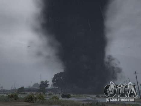 Tornado Script 1.2.3 para GTA 5