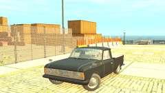IZH 27151 de Captação de para GTA 4