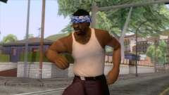 Crips & Bloods Fam Skin 3 para GTA San Andreas