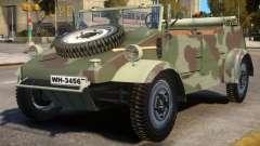 Volkswagen Kübelwagen para GTA 4