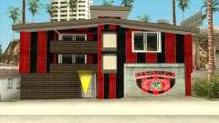 Usma Club House In Santa Maria Beach para GTA San Andreas