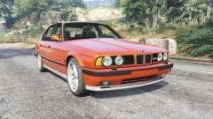 BMW M5 sedan (E34) [add-on] para GTA 5
