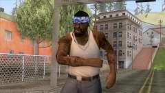 Crips & Bloods Fam Skin 5 para GTA San Andreas
