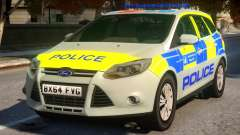 Police Ford Focus Estate IRV V.1