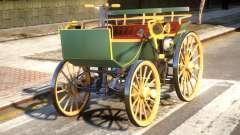 Daimler Benz 1886 V.1.2 para GTA 4