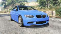 BMW M3 GTS (E92) 2010 BBS rims [add-on] para GTA 5