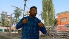 Crips & Bloods Fam Skin 4 para GTA San Andreas