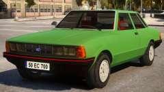 Ford Taunus GLS para GTA 4