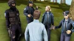 Croata Policiais Pack para GTA San Andreas