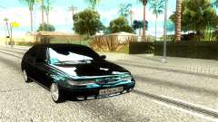 Lada 112 Black Edition para GTA San Andreas