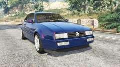 Volkswagen Corrado VR6 v1.1 [replace] para GTA 5
