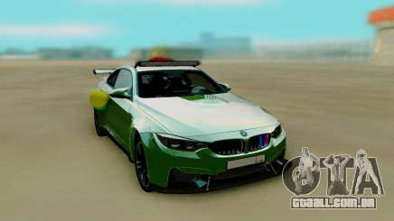 BMW M4 F82 de Casamento para GTA San Andreas