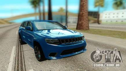 Jeep Grand Cherokee SRT para GTA San Andreas