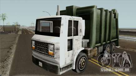 Old 01 Dirty Trashmaster para GTA San Andreas